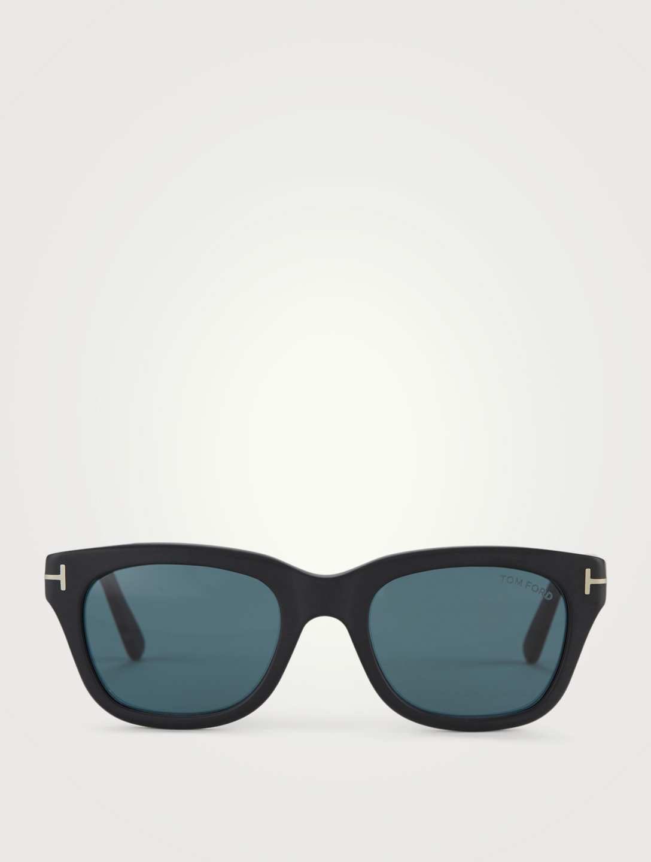 4f98790ce1 TOM FORD Snowdon Square Sunglasses