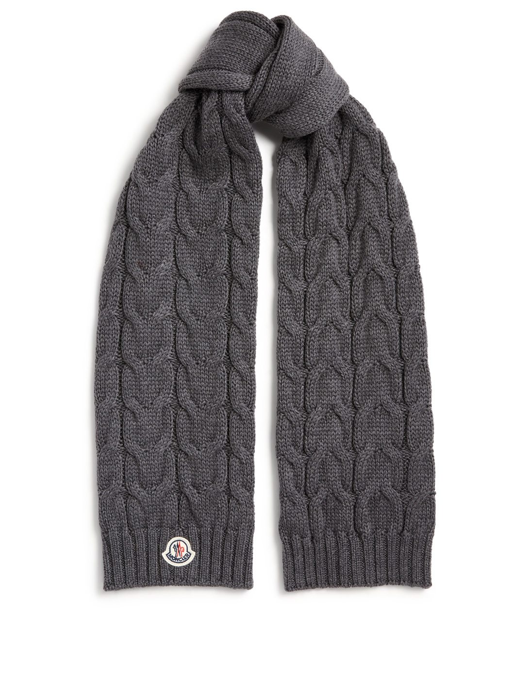 a019ff93a Kids Wool Cable Knit Scarf