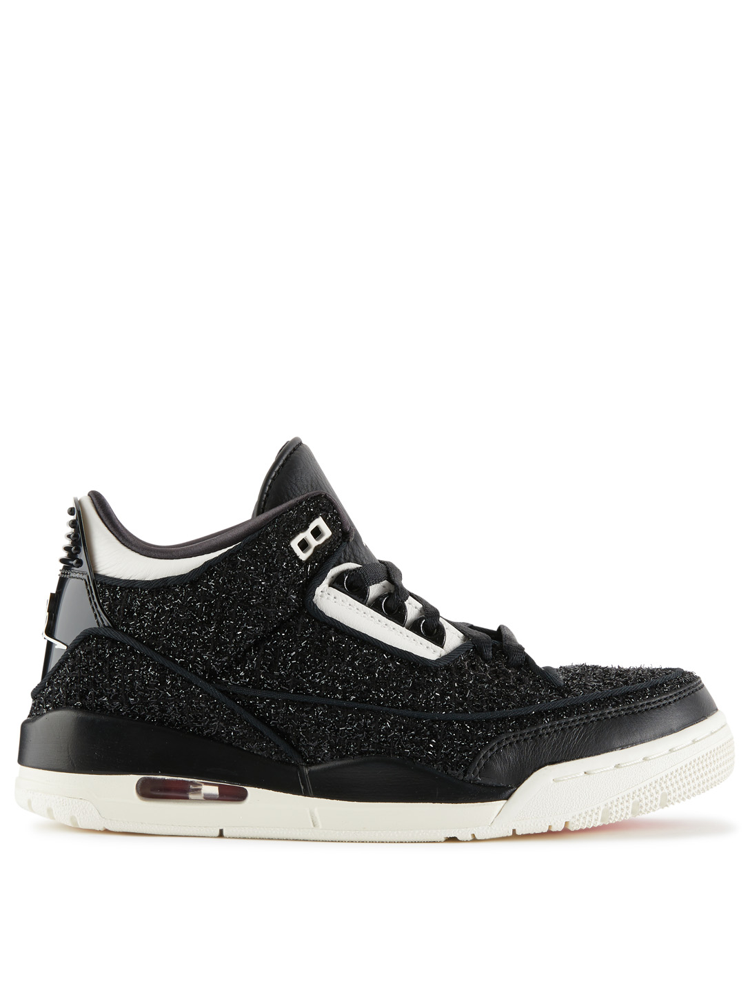 59bc710161f NIKE Vogue x Air Jordan 3 AWOK Sneakers Women's Black ...