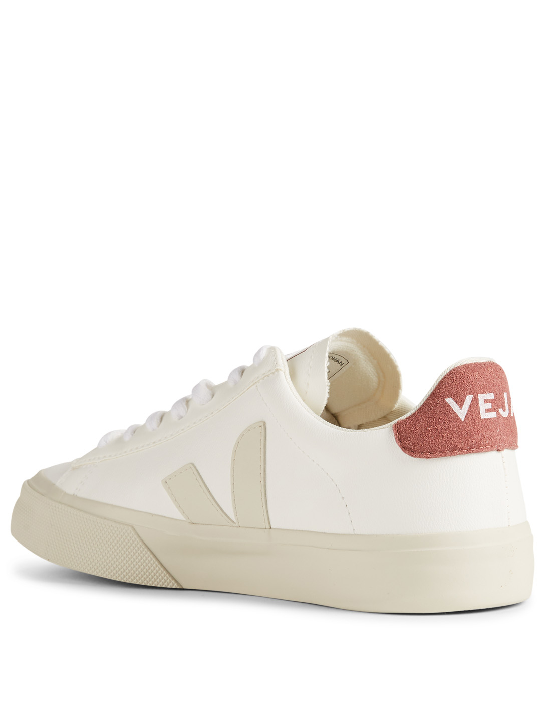 VEJA Campo Vegan Leather Sneakers Women's Pink