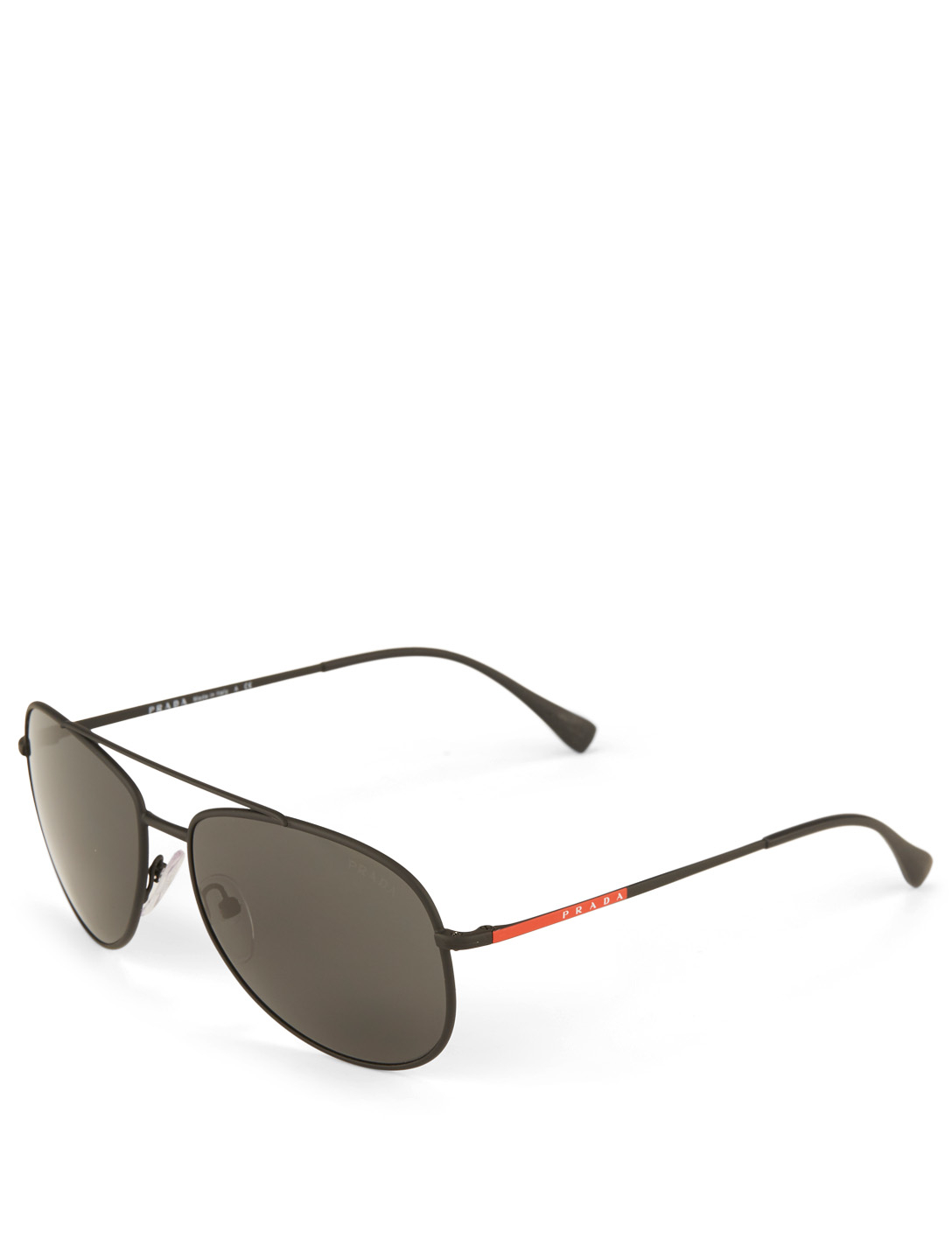 PRADA Aviator Sunglasses Designers Black