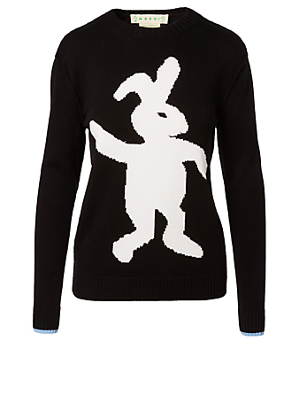 MARNI Dance Bunny Sweater Women's Multi
