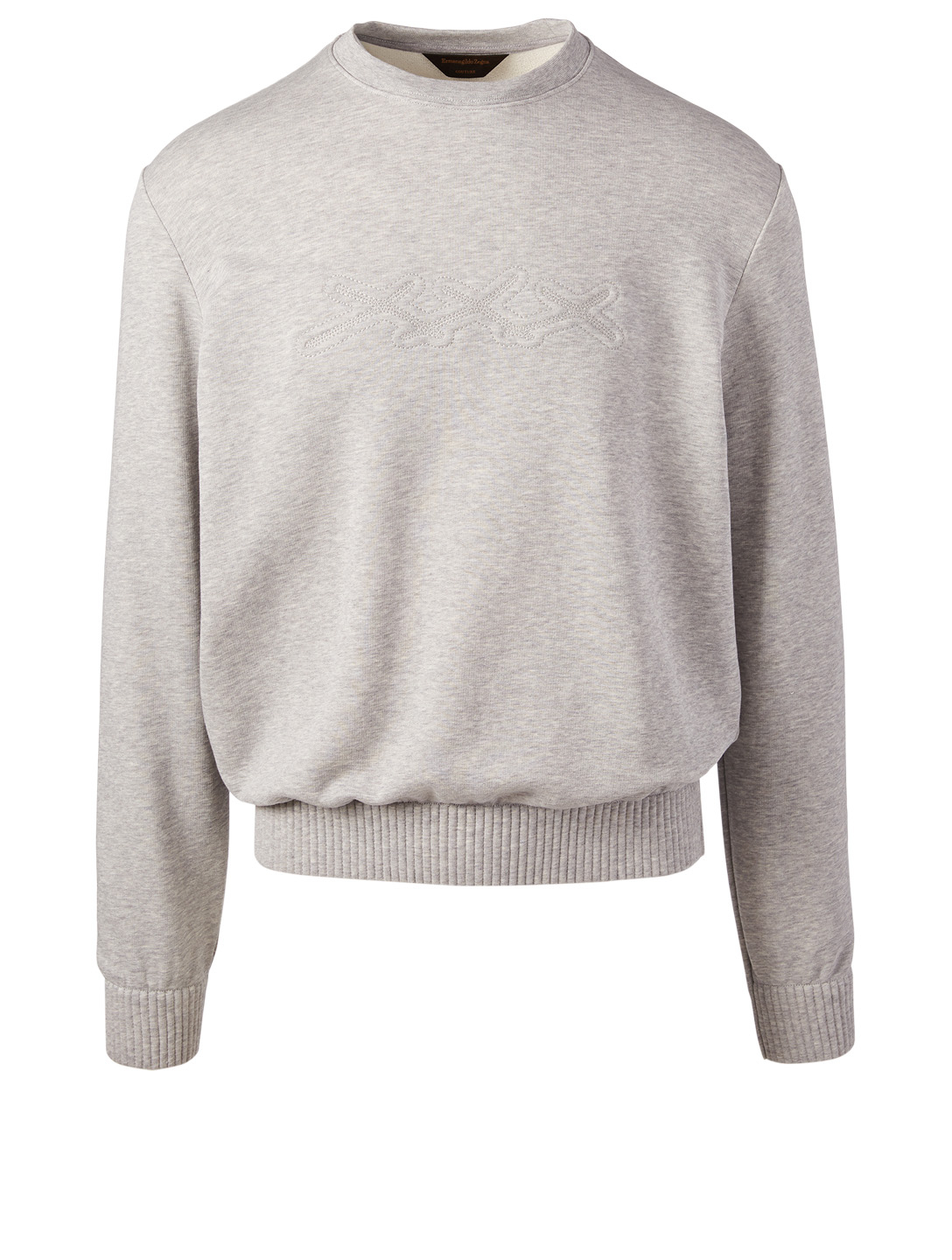 ERMENEGILDO ZEGNA XXX Sweatshirt Men's Grey