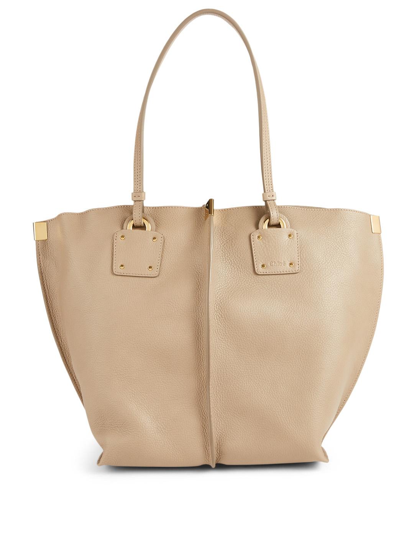 a1c2401d45 CHLOÉ Medium Vick Leather Tote Bag | Holt Renfrew