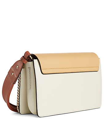 CHLOÉ Small Faye Colourblock Leather Bag Women's Multi