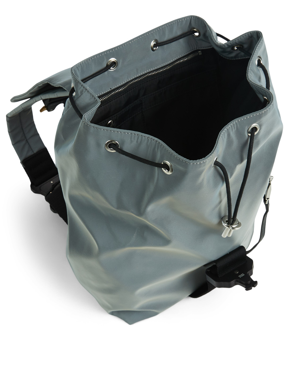 3039e60e ... 1017 ALYX 9SM Tank Backpack Men's Silver
