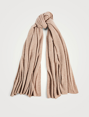 WHITE & WARREN Cashmere Travel Scarf Womens Neutral