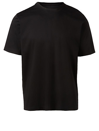 JIL SANDER Jersey T-Shirt Men's Black
