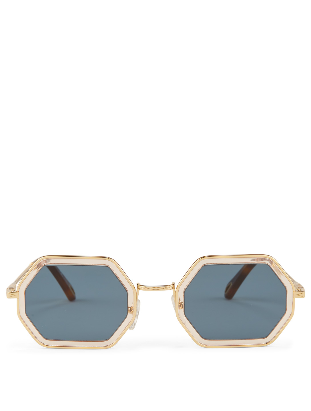 68fcdc2ec CHLOÉ Tally Small Geometric Sunglasses | Holt Renfrew