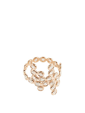 LITO Equalizer 18K Rose Gold With Diamonds Women's Metallic