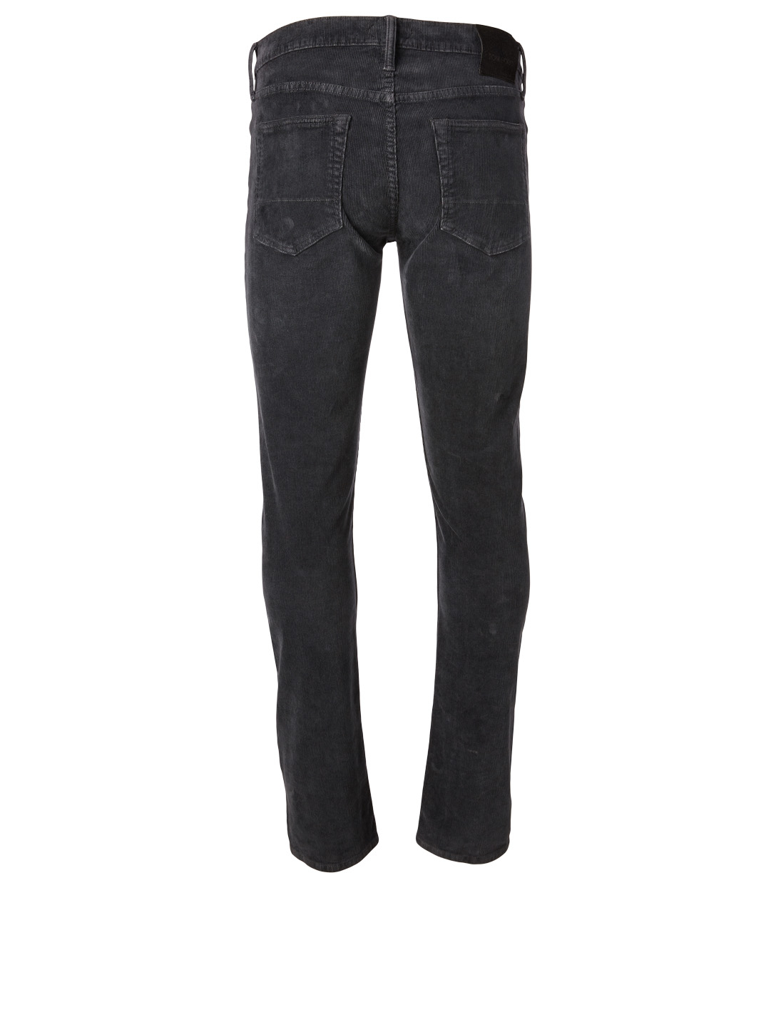 TOM FORD Slim-Fit Corduroy Pants Men's Grey