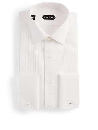 TOM FORD Tuxedo Shirt Men's Whe