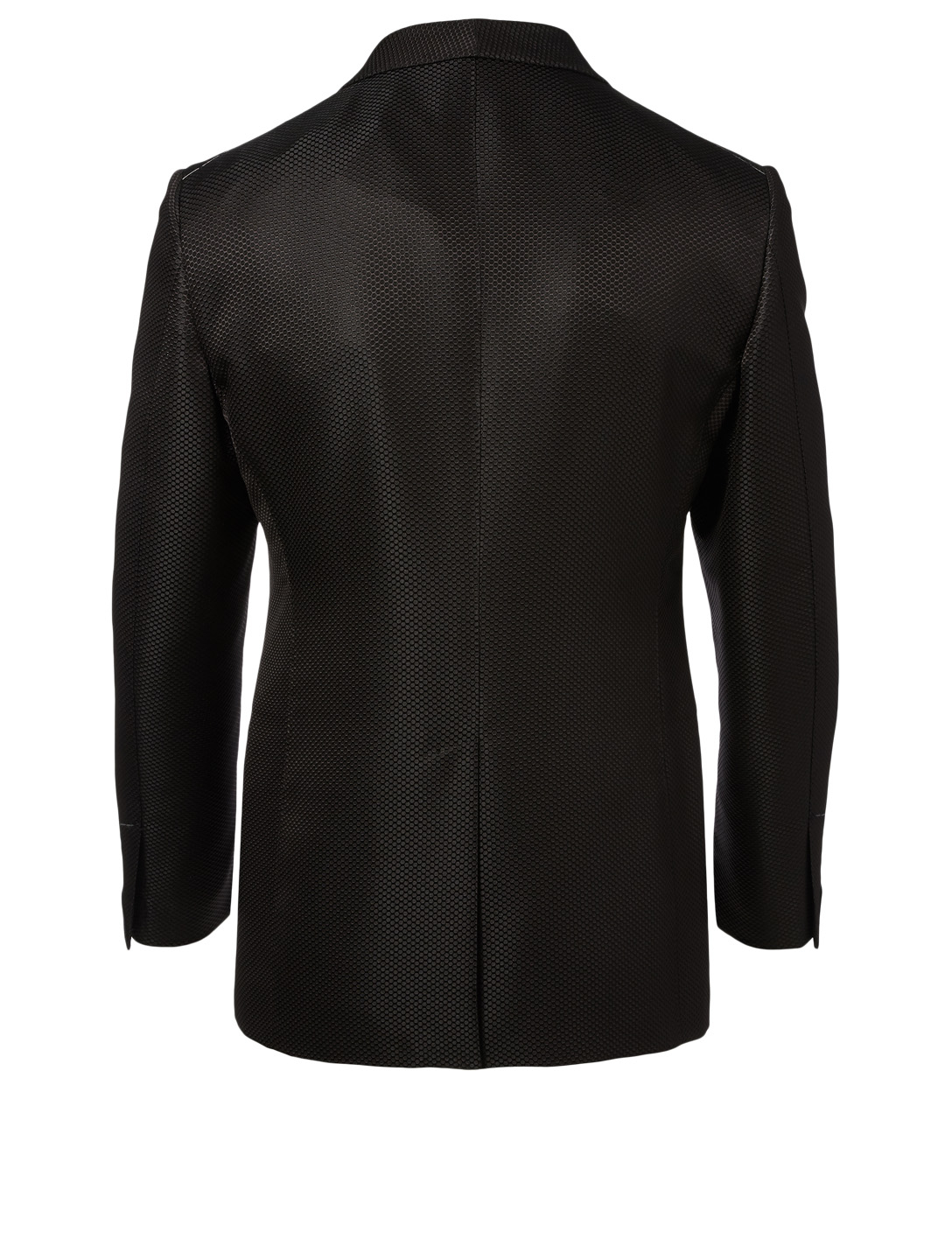 TOM FORD Honeycomb Cocktail Jacket Men's Black