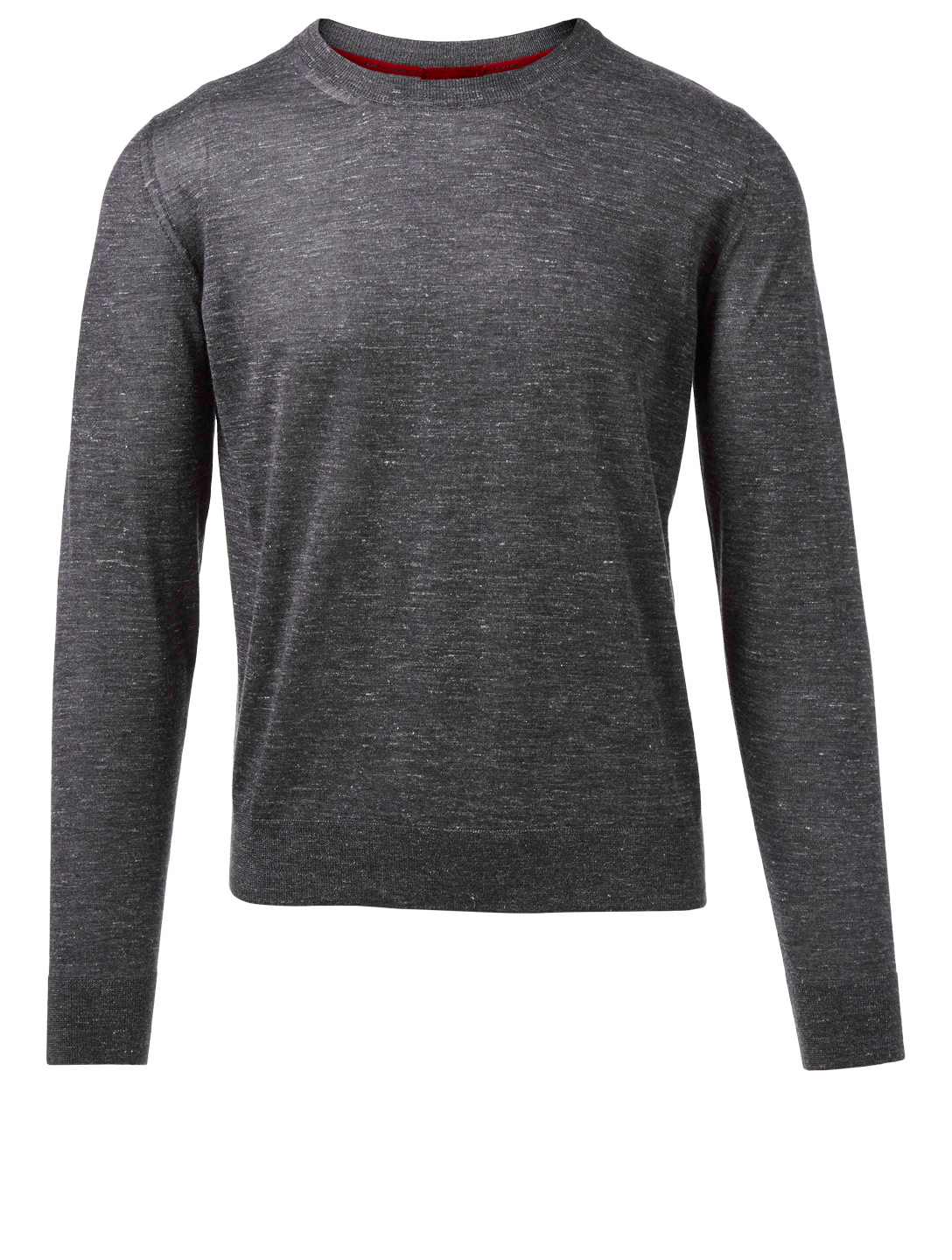 ISAIA Mélange Knit Sweater Men's Grey