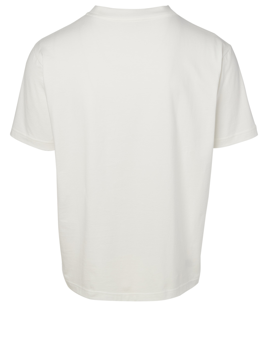 THE ROW Tee-shirt Ed Hommes Blanc