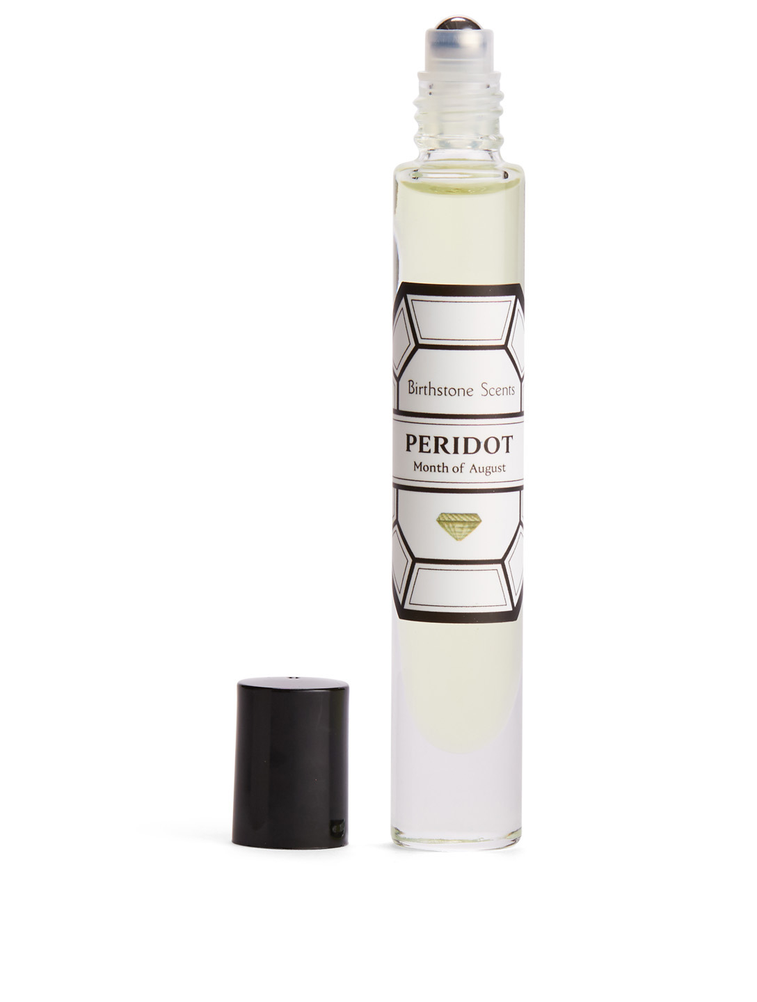 BIRTHSTONE SCENTS Peridot Roll-On Perfume Oil H Project