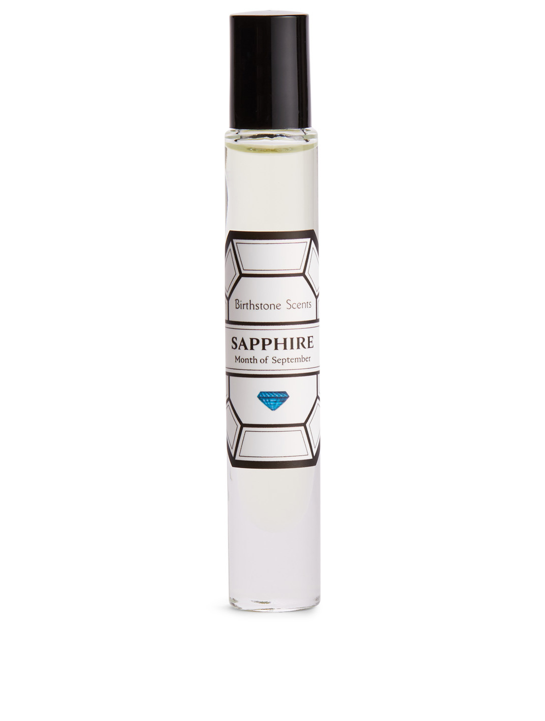 BIRTHSTONE SCENTS Sapphire Roll-On Perfume Oil H Project