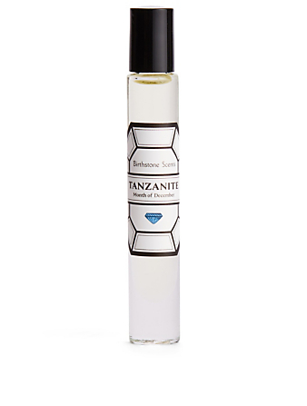 BIRTHSTONE SCENTS Tanzanite Roll-On Perfume Oil H Project