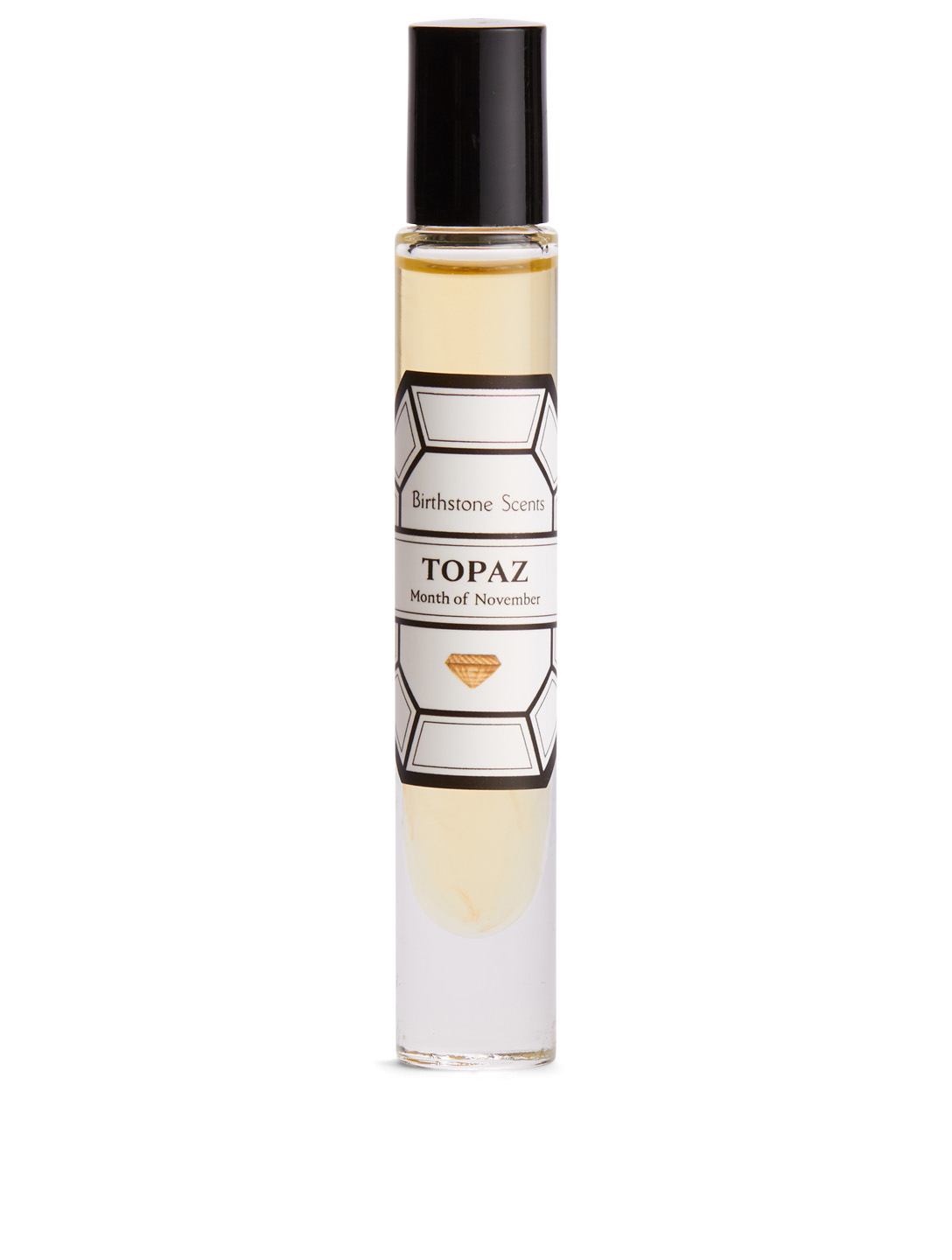 BIRTHSTONE SCENTS Topaz Roll-On Perfume Oil H Project