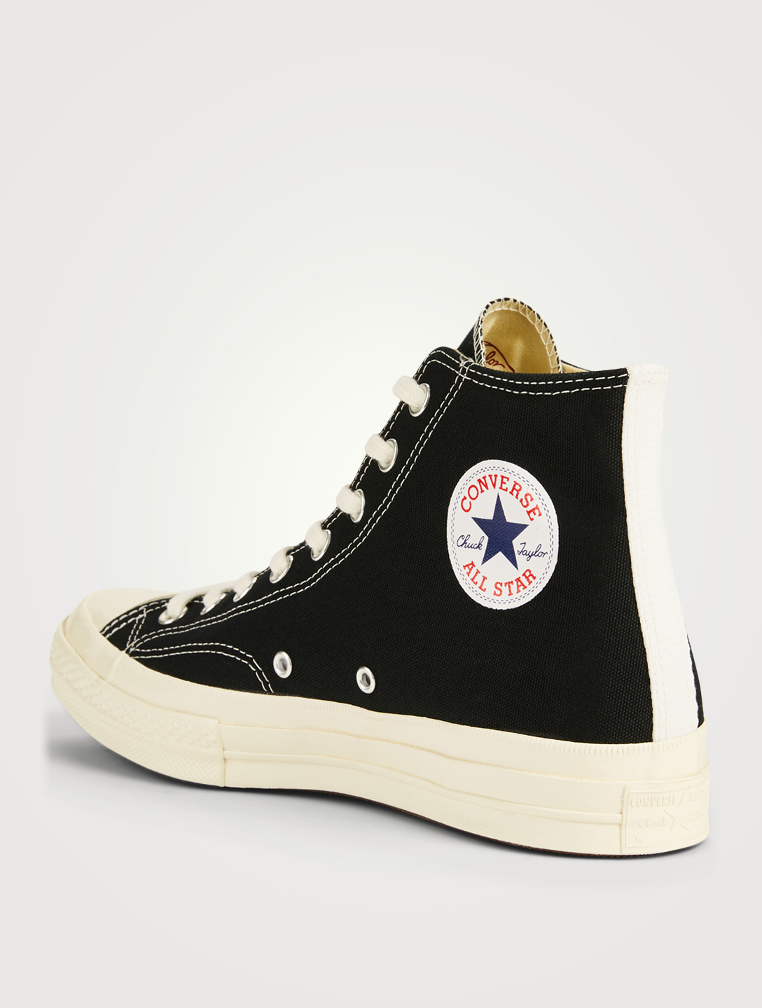 fashion factory outlet cheap sale COMME DES GARÇONS PLAY Converse x CDG PLAY Chuck High-Top ...