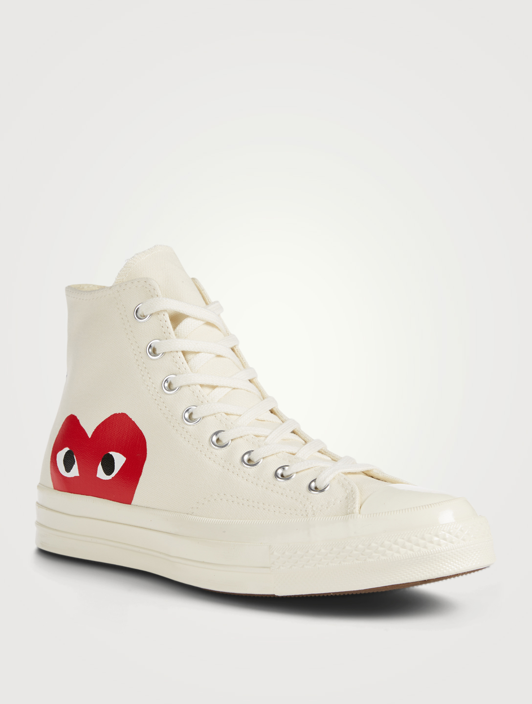 value for money select for best huge range of COMME DES GARÇONS PLAY Converse x CDG PLAY Chuck High-Top ...