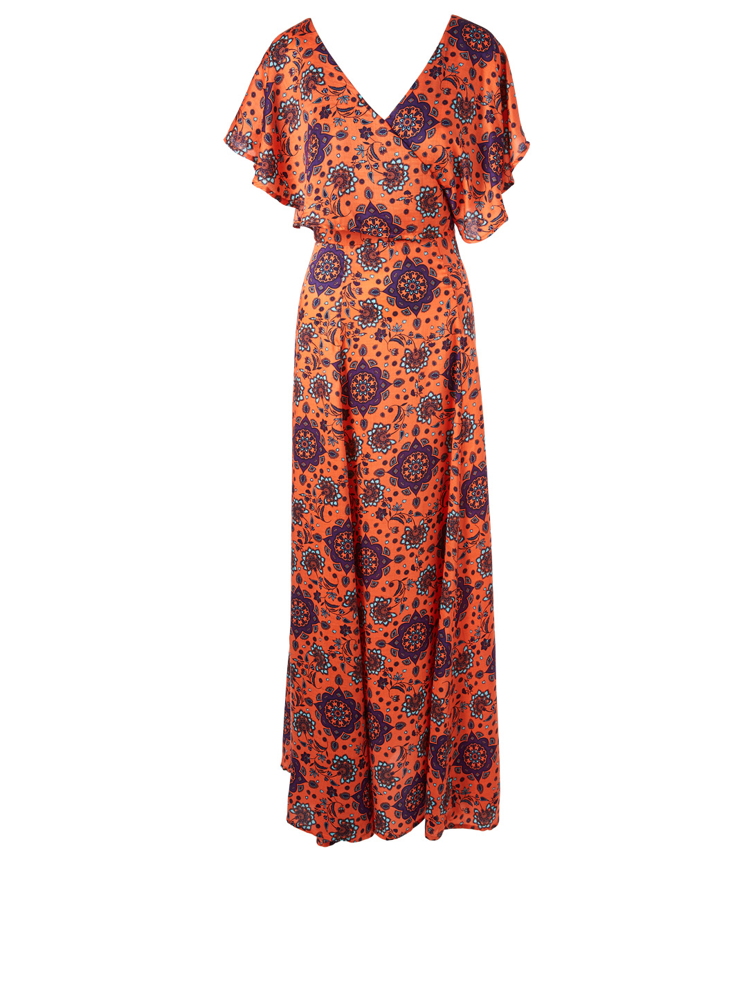 TAMGA Annisa Maxi Dress H Project Multi
