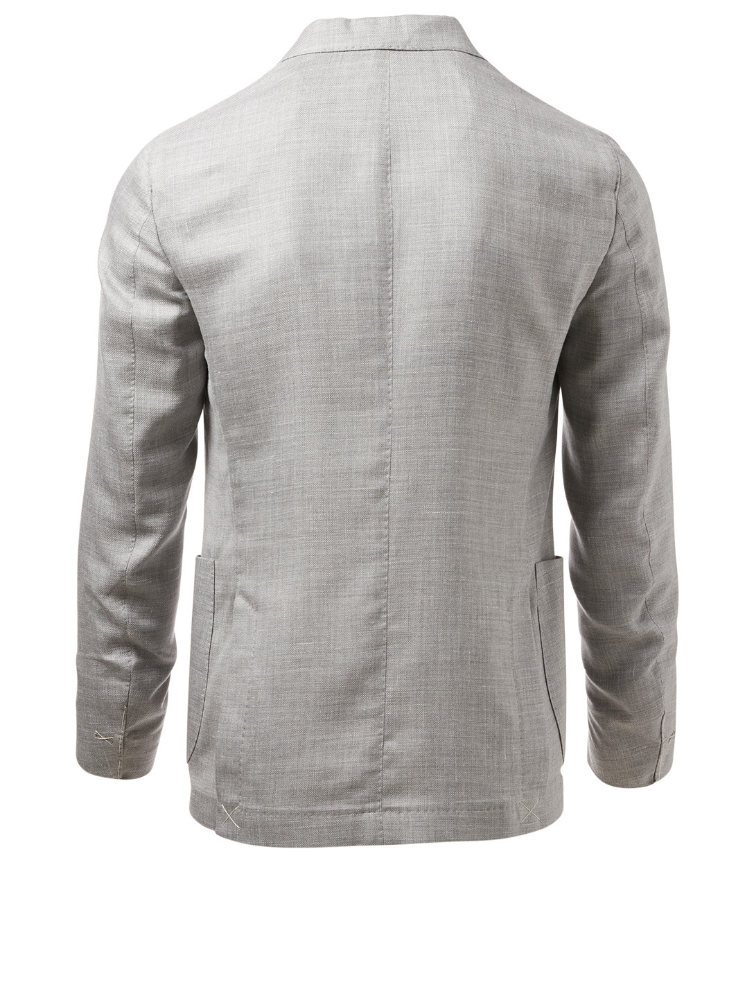 ELEVENTY Cashmere Mélange Jacket Men's Grey