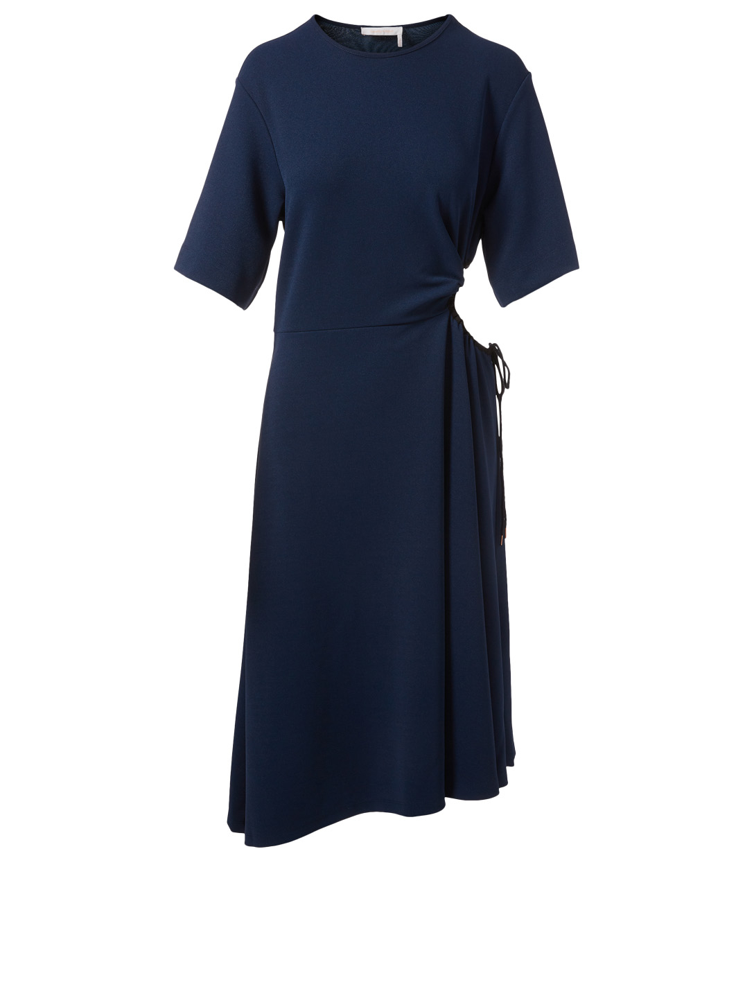SEE BY CHLOÉ Cut-Out Midi Dress Women's Blue