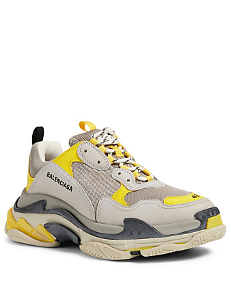 BALENCIAGA Triple S Sneakers Men's Grey