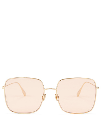 DIOR DiorStellaire1 Square Sunglasses Women's Pink