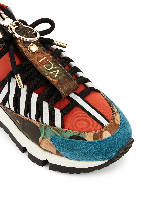 c49af59dc5f7d ... PIERRE HARDY SX03 Victor Cruz Sneakers Men s Multi