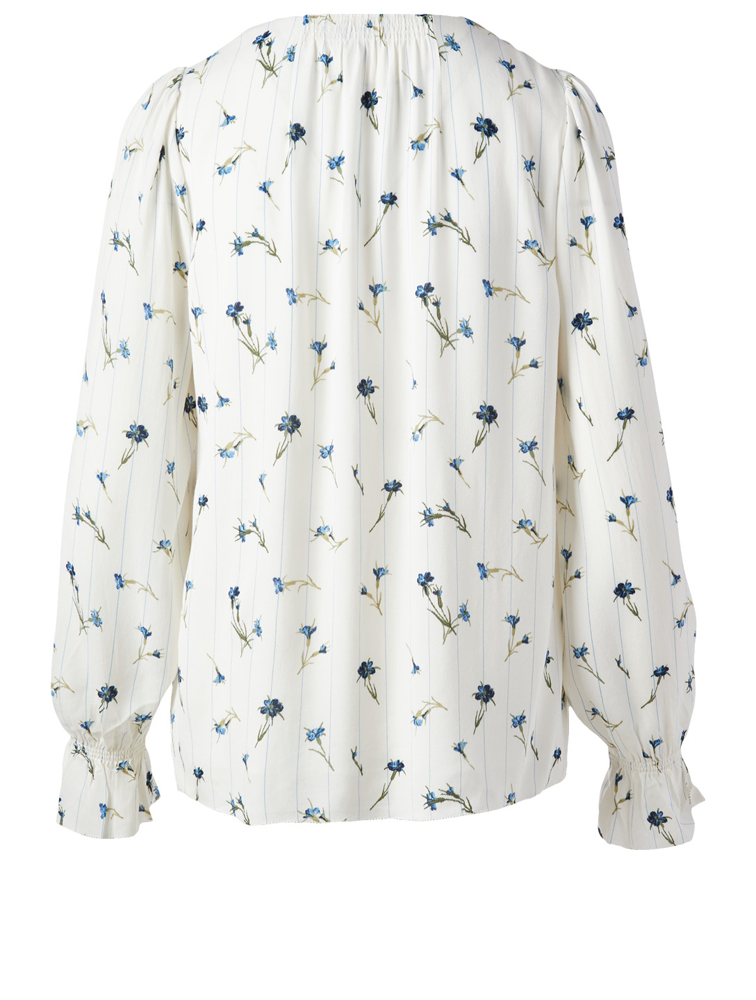 JOIE Bolona C Blouse In Floral Print Women's White