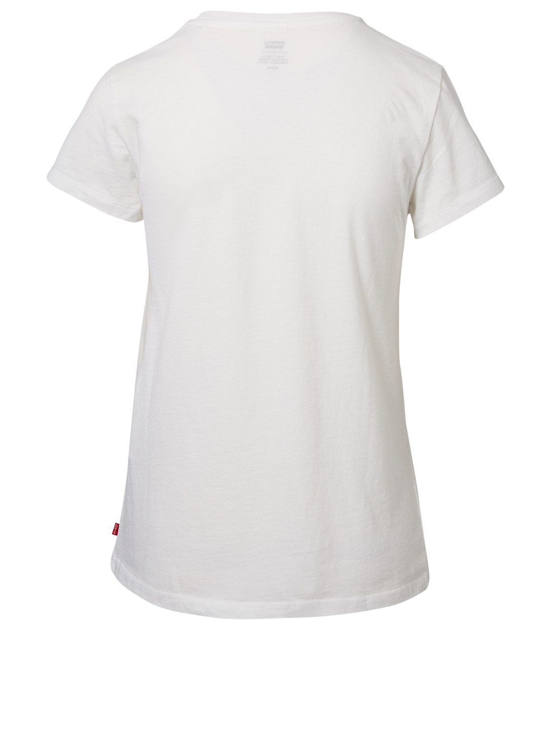 LEVI'S Ice Cream Photo T-Shirt Women's White