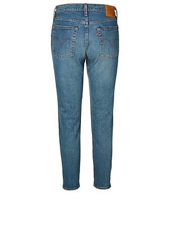 LEVI'S Wedgie Fit Jeans Women's Blue