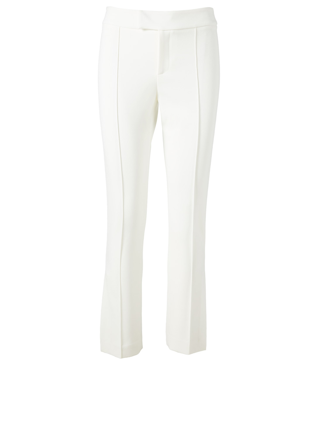 SMYTHE Stovepipe Pants Womens White