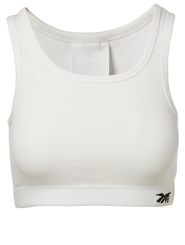 Reebok Te/ Rib Crop T-Shirt Femme