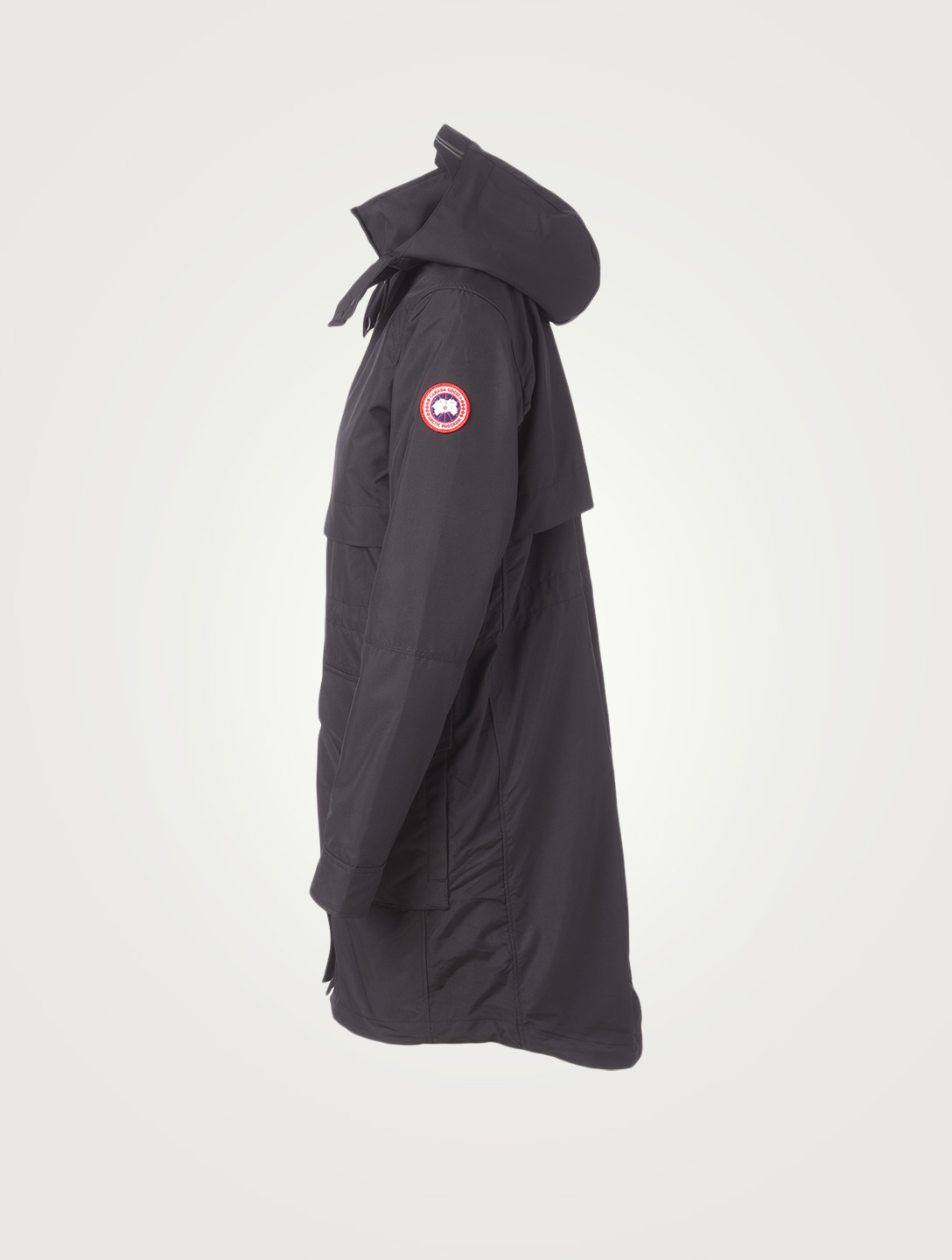 CANADA GOOSE Cavalry Trench Coat Women's Black