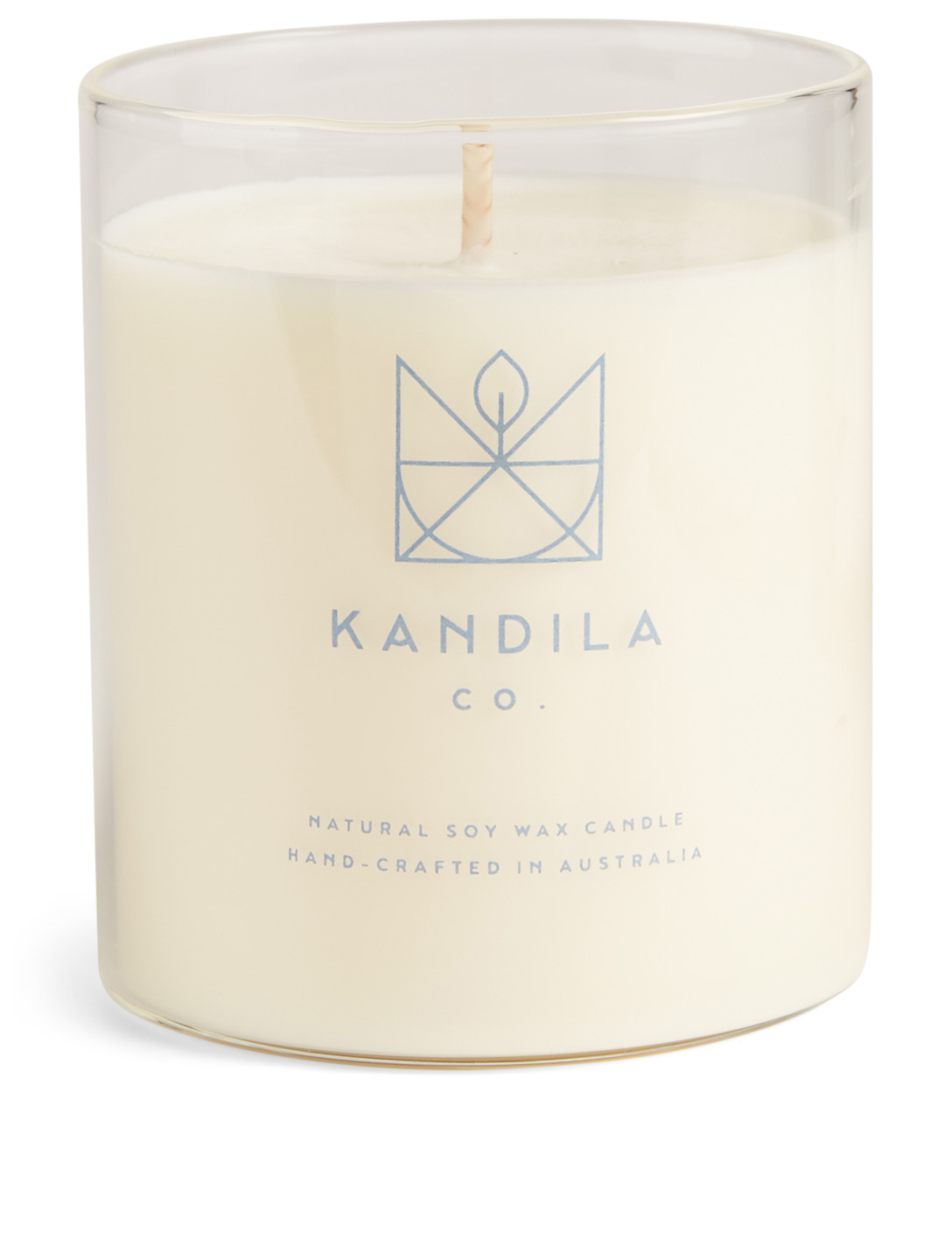 KANDILA CO. Bergamot And Patchouli Soy Wax Candle H Project
