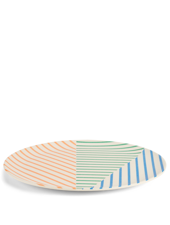 XENIA TALER Marseille Bamboo Dinner Plate | Holt Renfrew