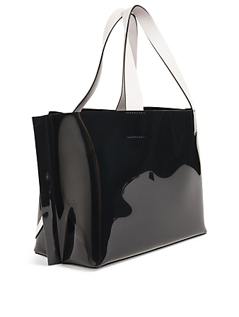 VALENTINO GARAVANI Small VLogo Escape Tote Bag Women's Black