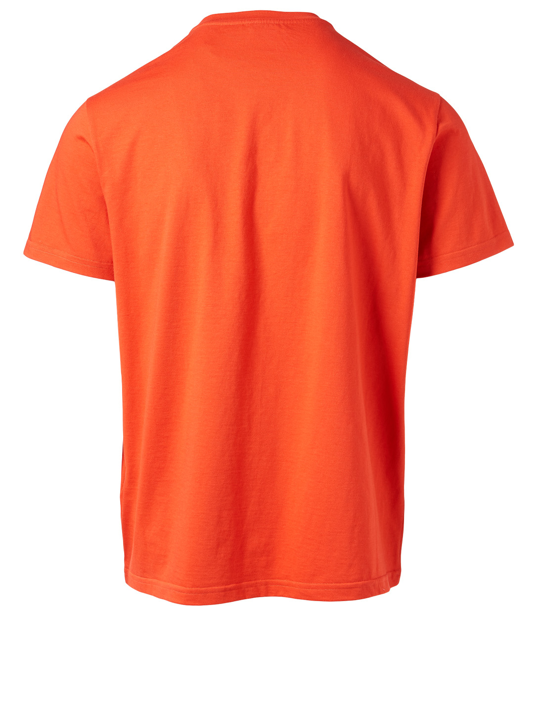 MONCLER GENIUS 5 Moncler x Craig Green Logo T-Shirt Men's Orange
