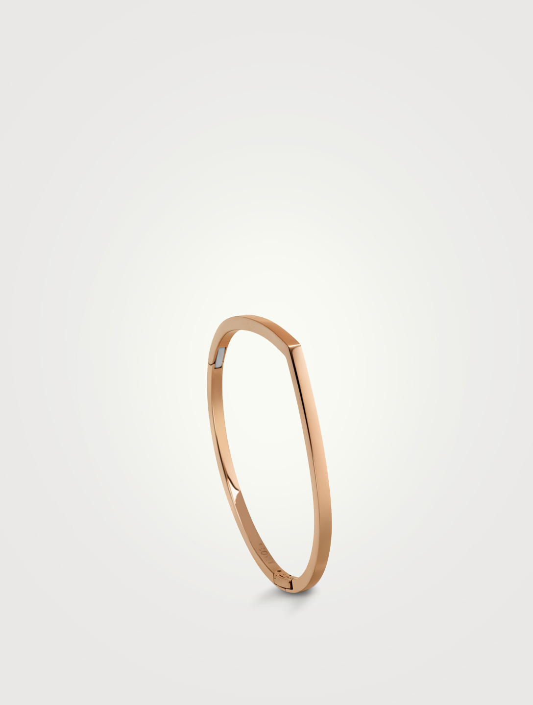 REPOSSI Antifer Rose Gold Bracelet Women's Metallic