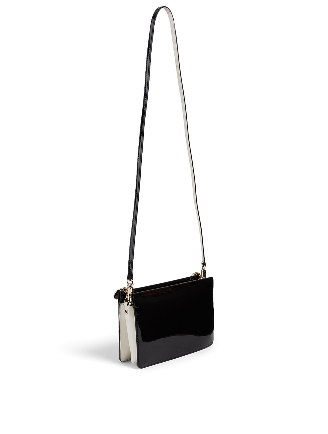 GIVENCHY Cross 3 Leather Crossbody Bag Women's Multi
