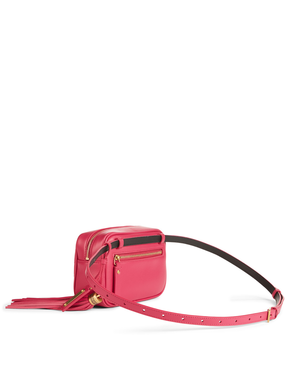 c52e8d5ccb SAINT LAURENT Lou YSL Monogram Matelasse Leather Belt Bag | Holt Renfrew