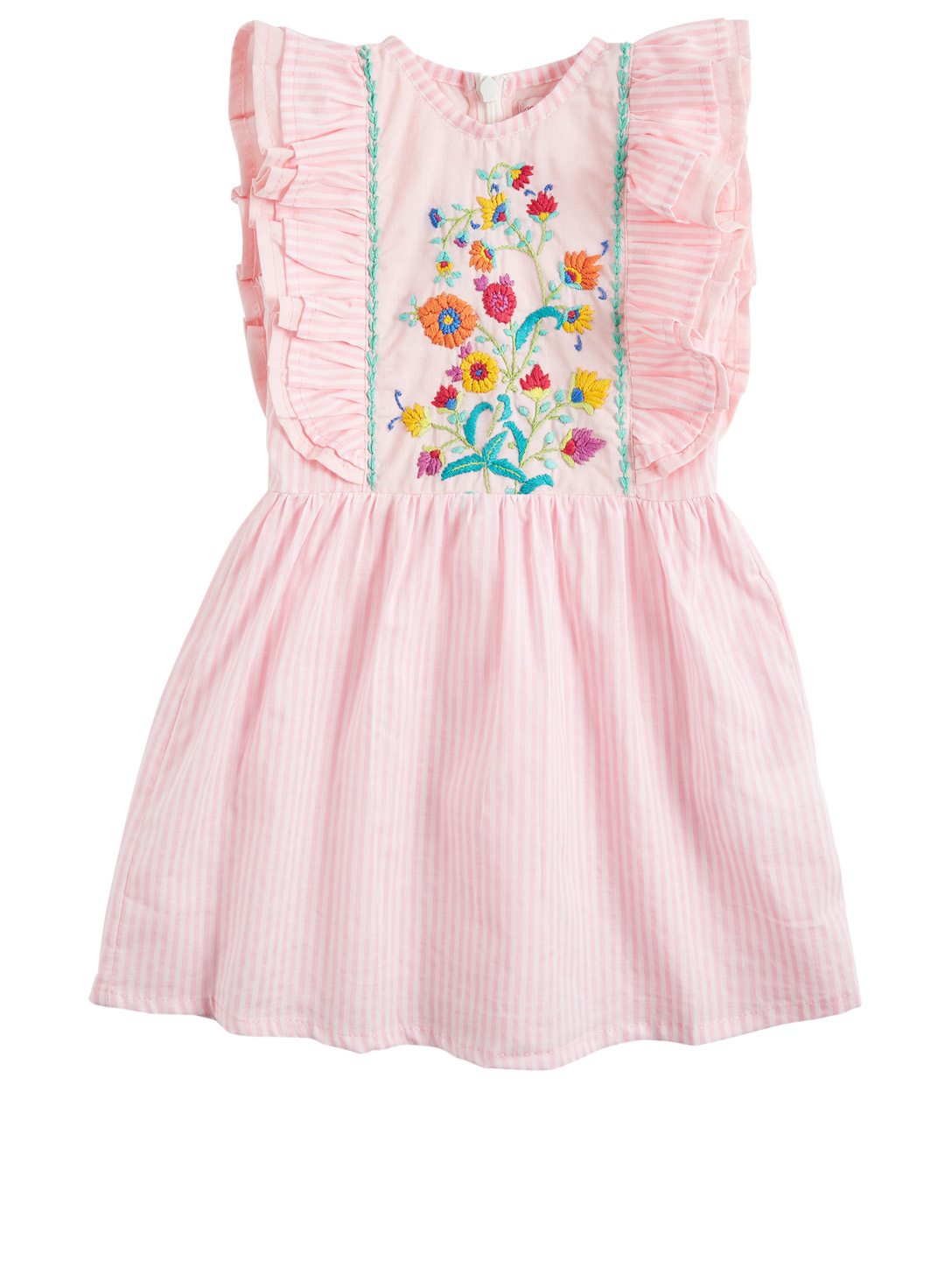COCO & GINGER Viola Dress With Embroidery H Project Multi