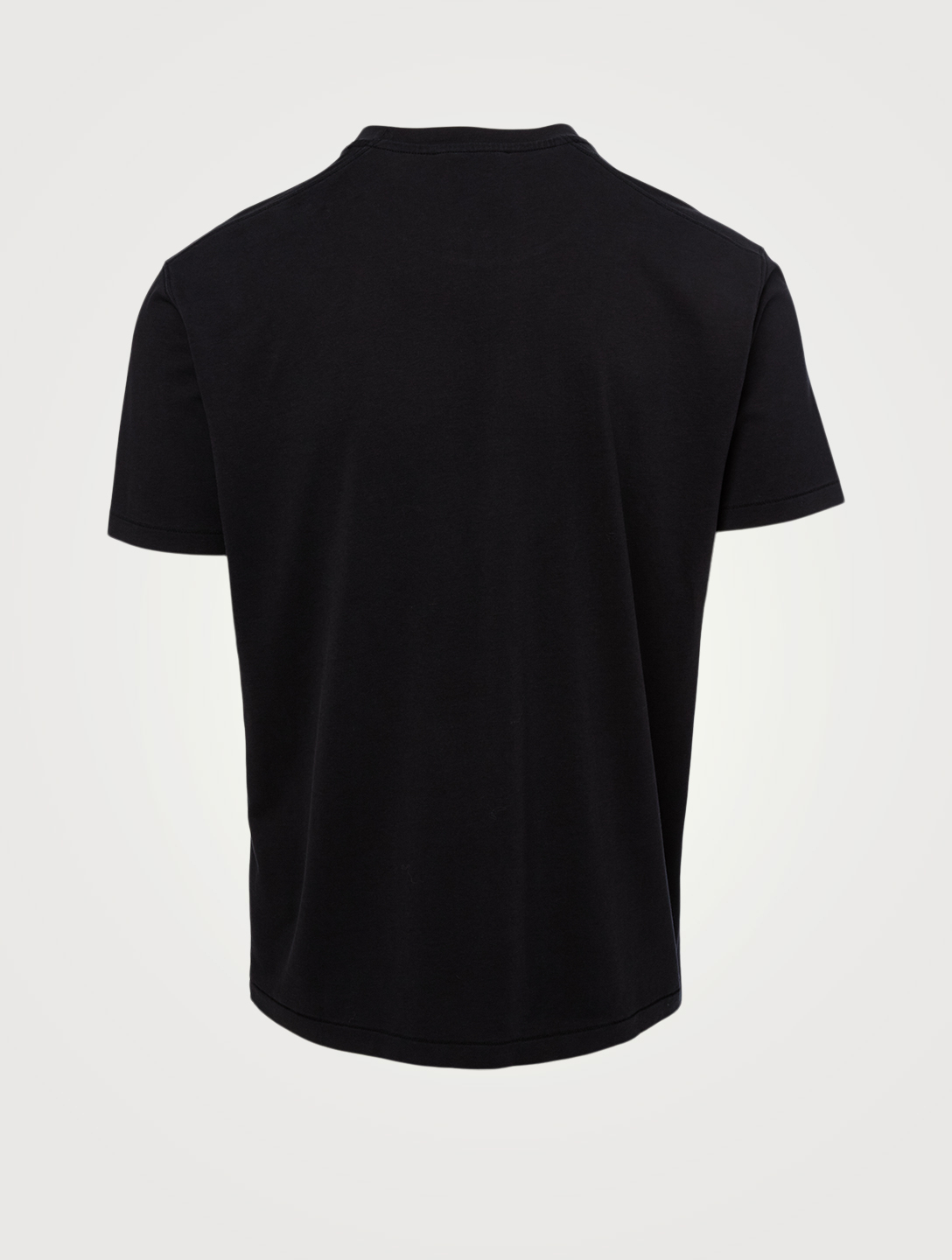 TOM FORD Crewneck T-Shirt Men's Black