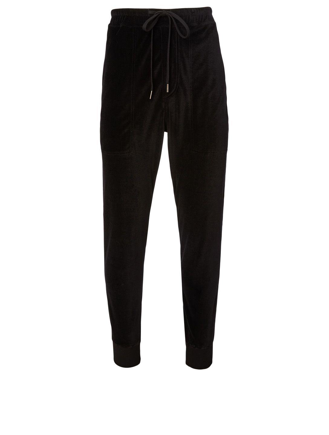 TOM FORD Pantalon sport en velours Hommes