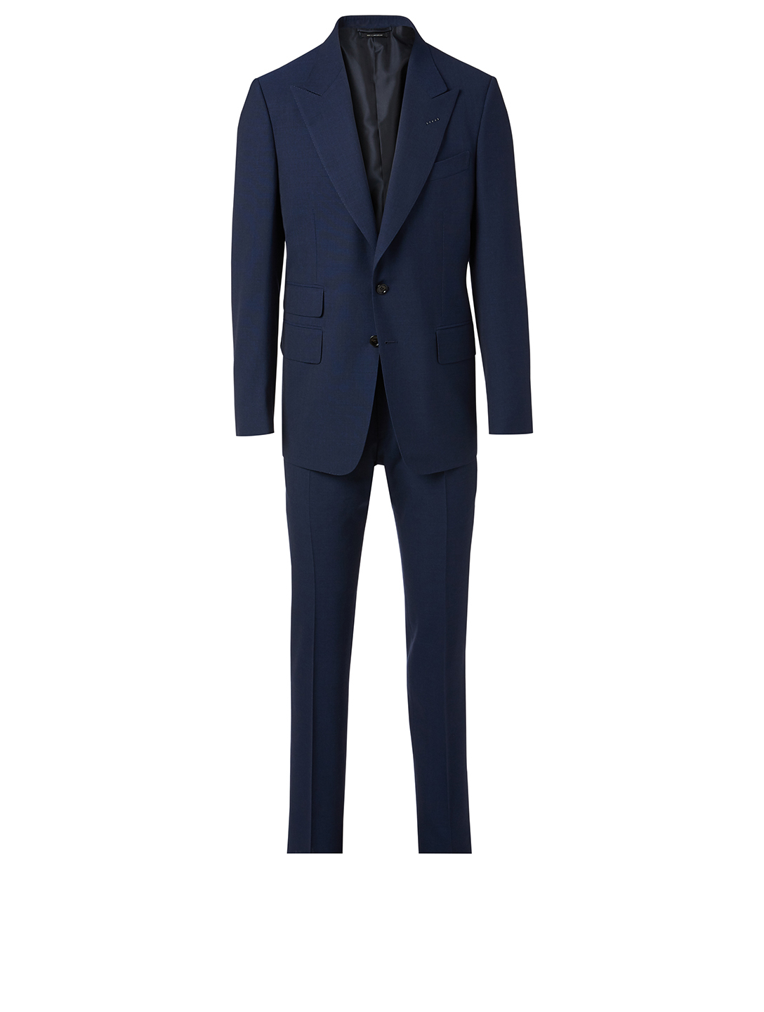 TOM FORD Shelton Wool Two-Piece Suit Men's Blue