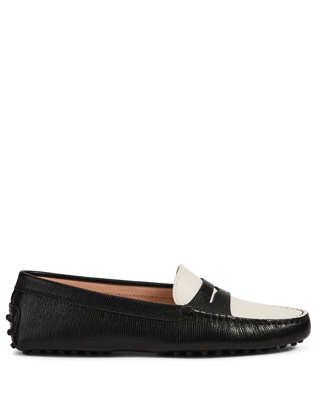 efb58507b3e TOD'S Gommino Bi-Colour Leather Driving Shoes | Holt Renfrew
