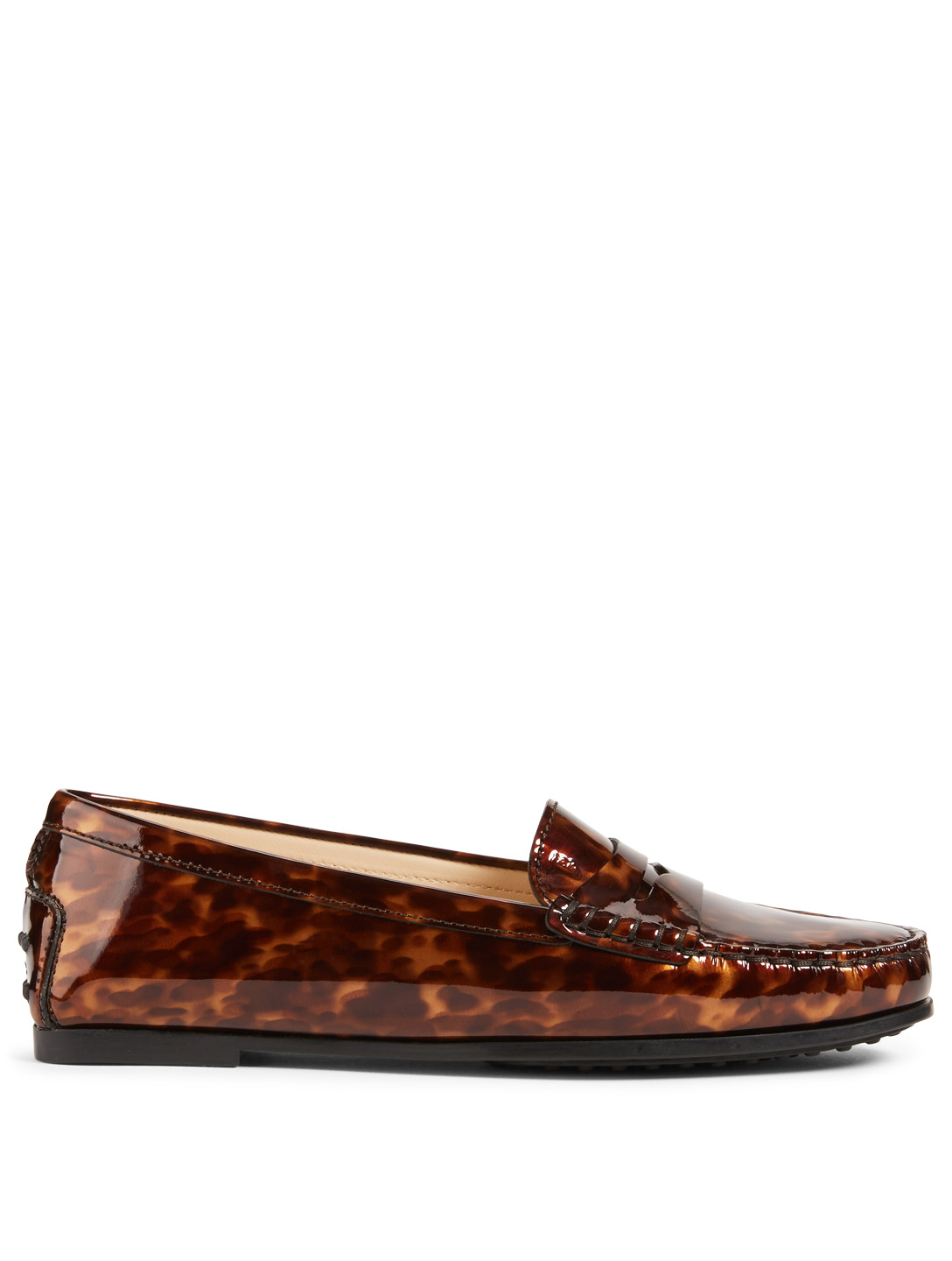 f391f00eb9 TOD'S City Gommino Patent Leather Driving Shoes | Holt Renfrew